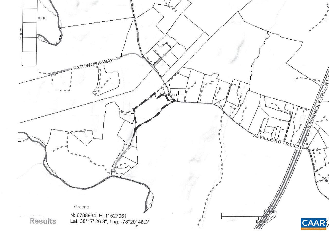 Land for Sale at SEVILLE Road Madison, Virginia 22727 United States