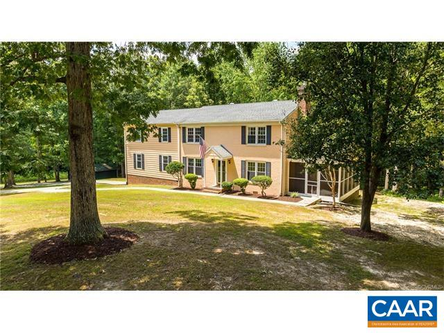 Single Family Home for Sale at 1996 HUNTERS TRAIL Court Goochland, Virginia 23063 United States