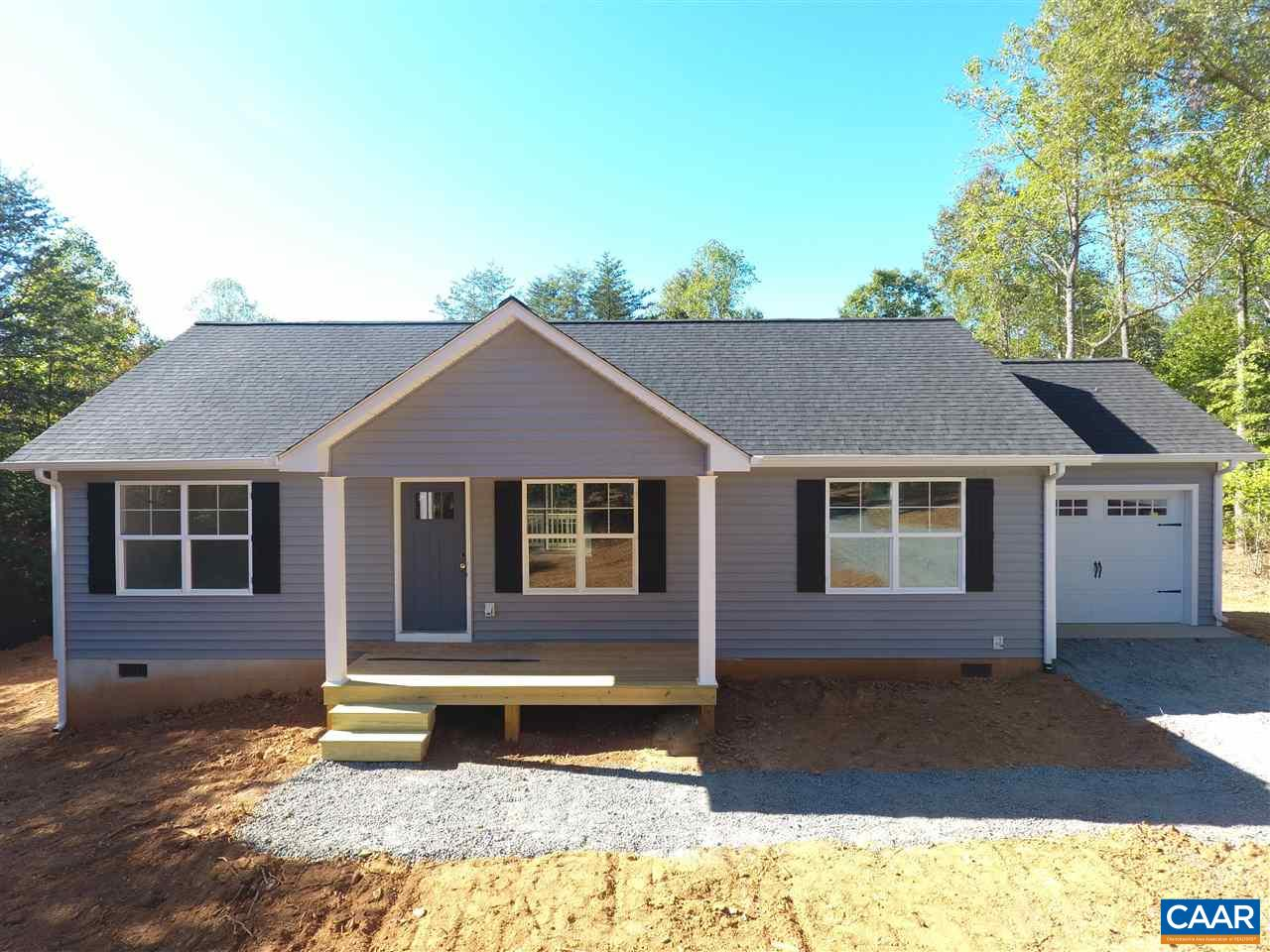 Single Family Home for Sale at 6526 ESMONT Road Keene, Virginia 22946 United States