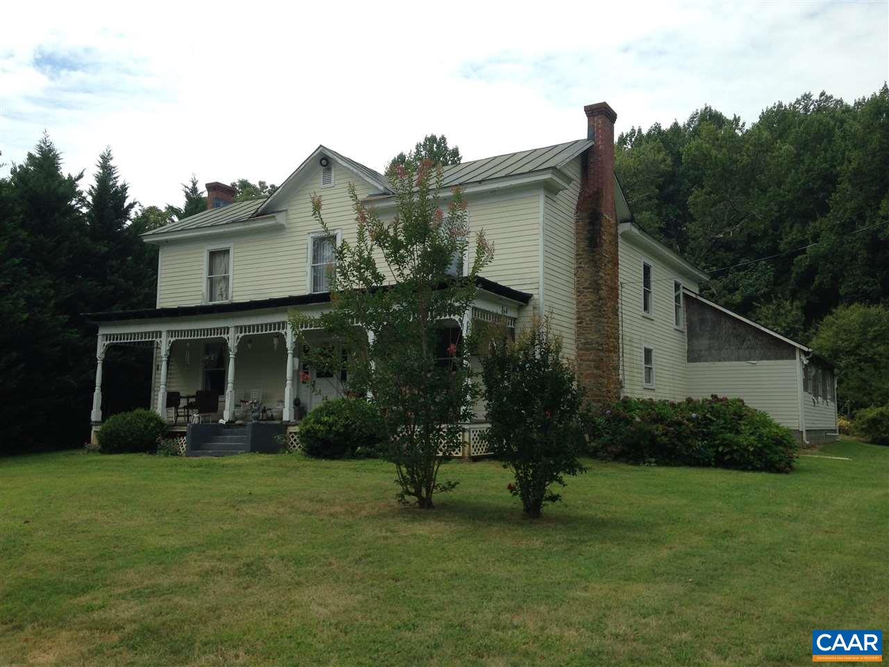 Single Family Home for Sale at 6182 RUTH Road Madison, Virginia 22727 United States