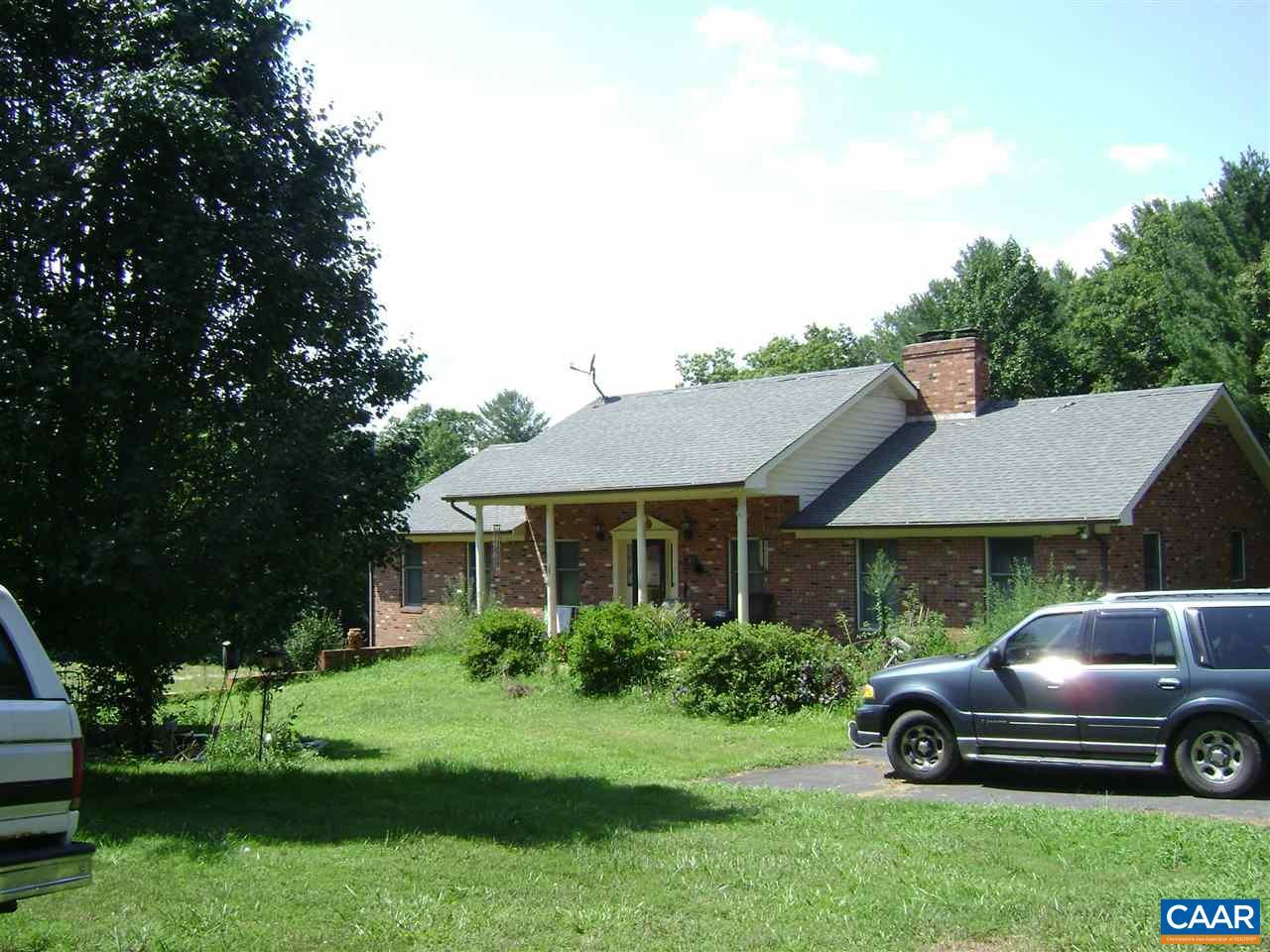 967 FREDERICKSBURG RD, RUCKERSVILLE, VA 22968