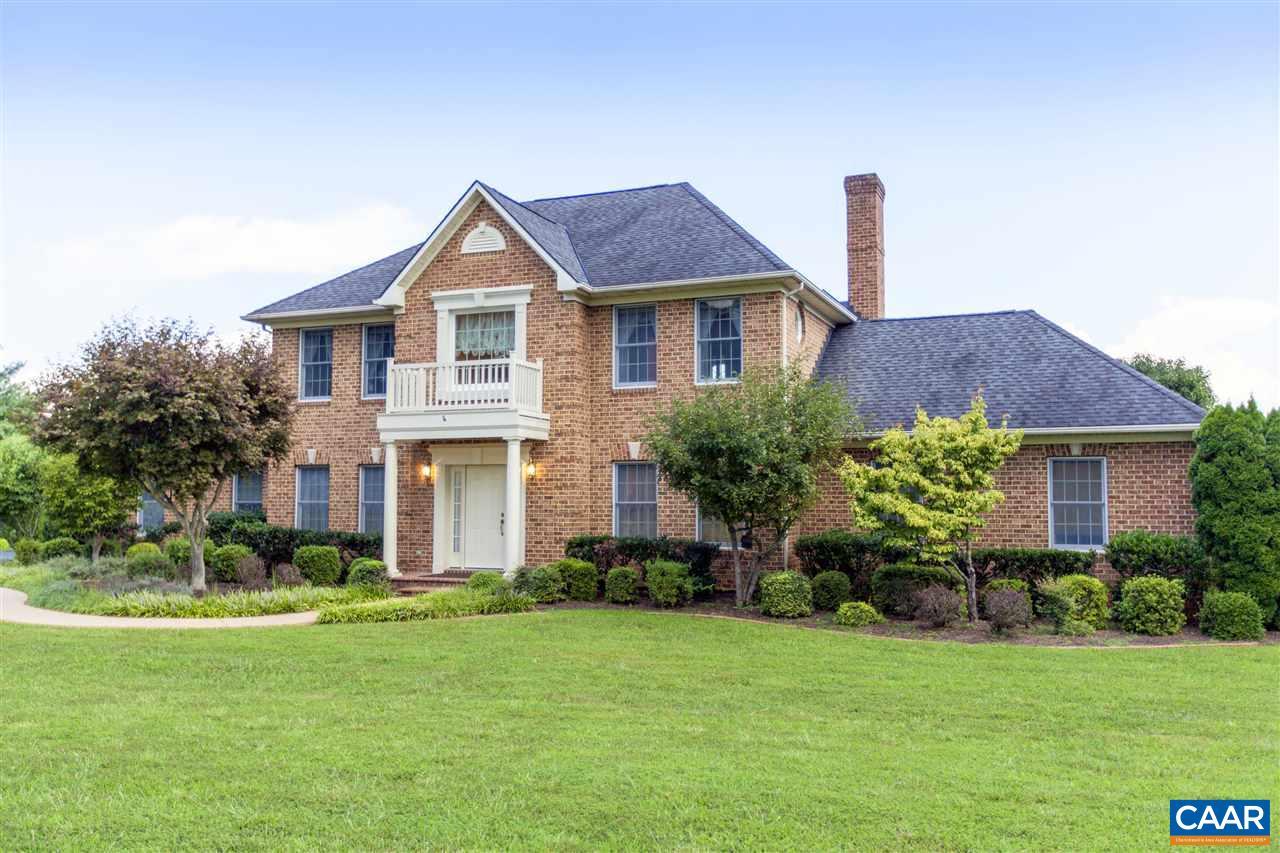 Casa Unifamiliar por un Venta en 2072 SEVILLE Road 2072 SEVILLE Road Madison, Virginia 22727 Estados Unidos