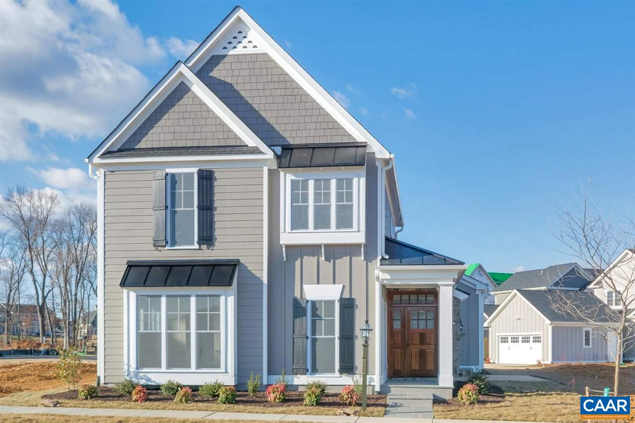 Single Family Home for Sale at 1610 Rowcross Street 1610 Rowcross Street Crozet, Virginia 22932 United States
