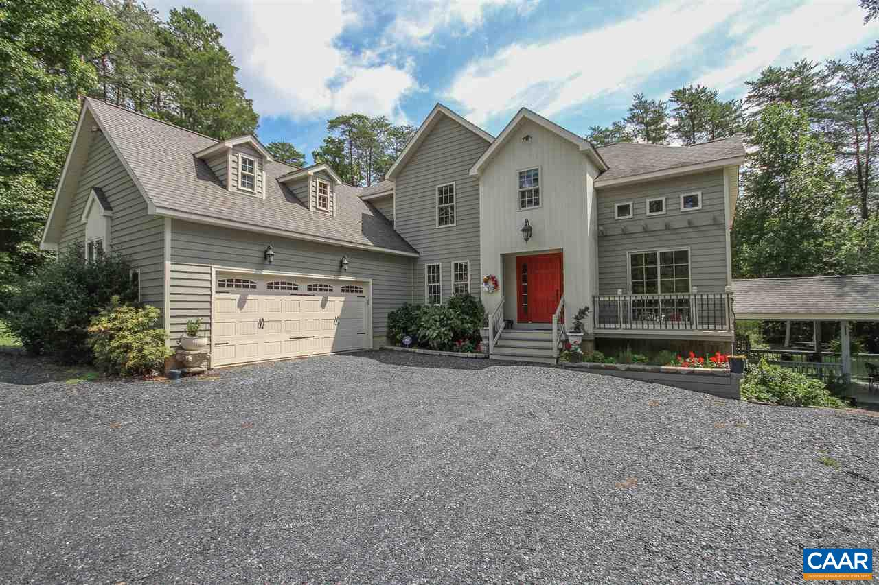 Single Family Home for Sale at 115 TAYLOR RIDGE WAY 115 TAYLOR RIDGE WAY Palmyra, Virginia 22963 United States