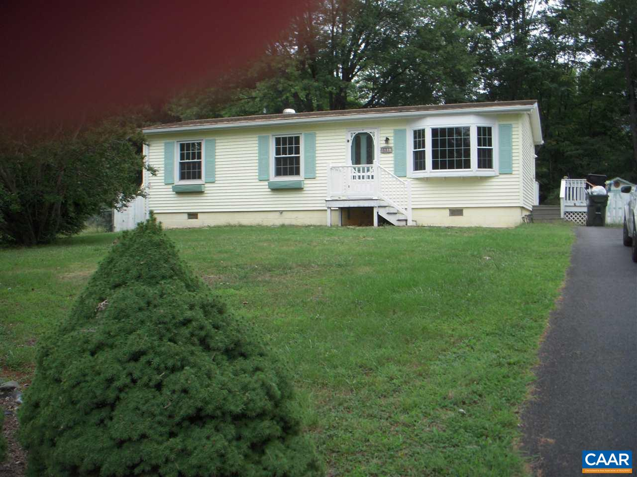 Single Family Home for Sale at 6212 CLING Lane 6212 CLING Lane Crozet, Virginia 22932 United States