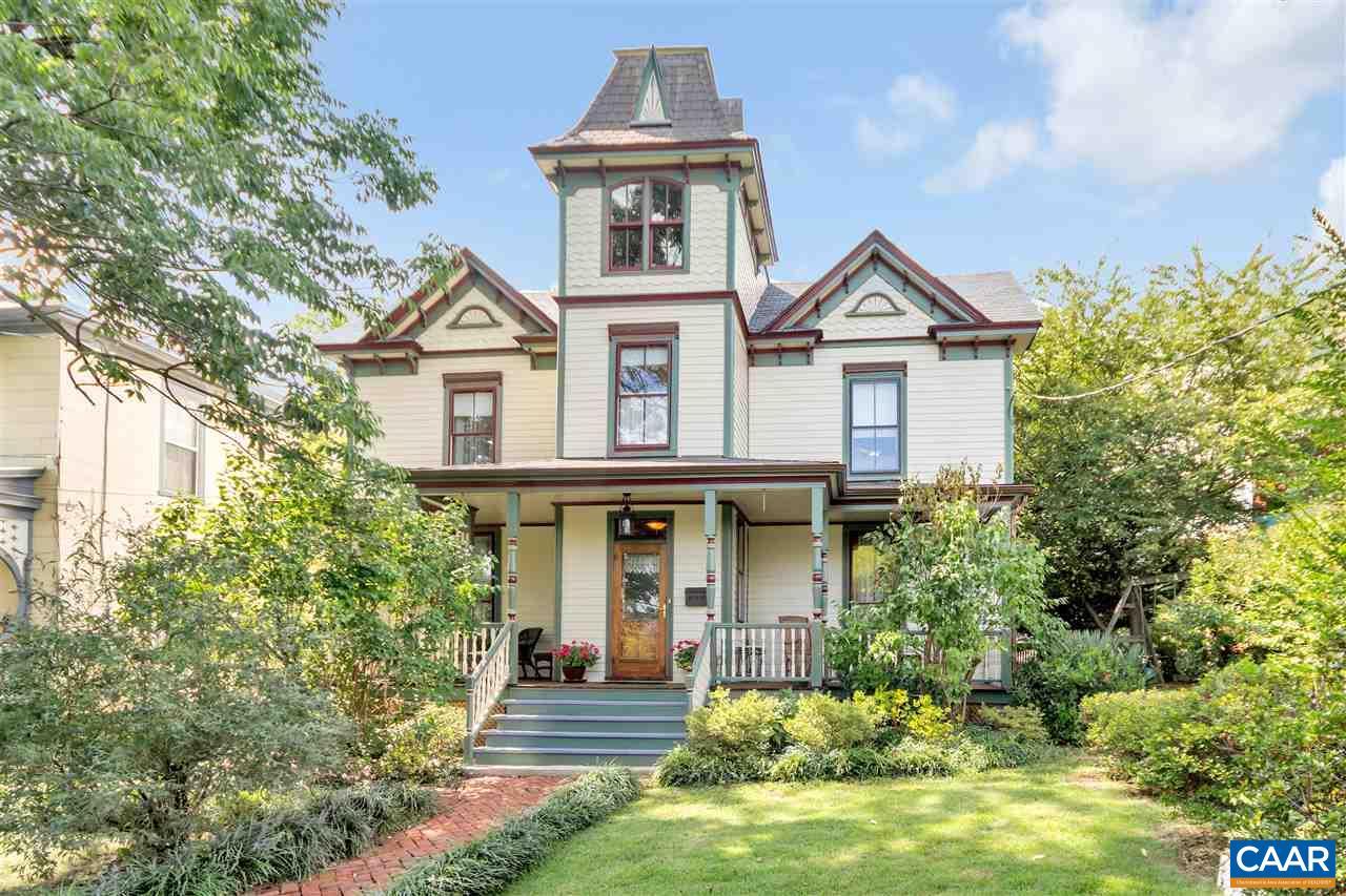 Single Family Home for Sale at 405 RIDGE Street 405 RIDGE Street Charlottesville, Virginia 22902 United States