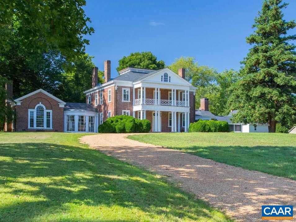 Single Family Home for Sale at 7369-A DYERS MILL Lane Scottsville, Virginia 24590 United States