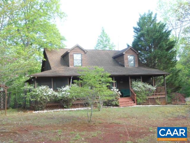 Single Family Home for Sale at 104A EDGEHILL WAY 104A EDGEHILL WAY Faber, Virginia 22938 United States