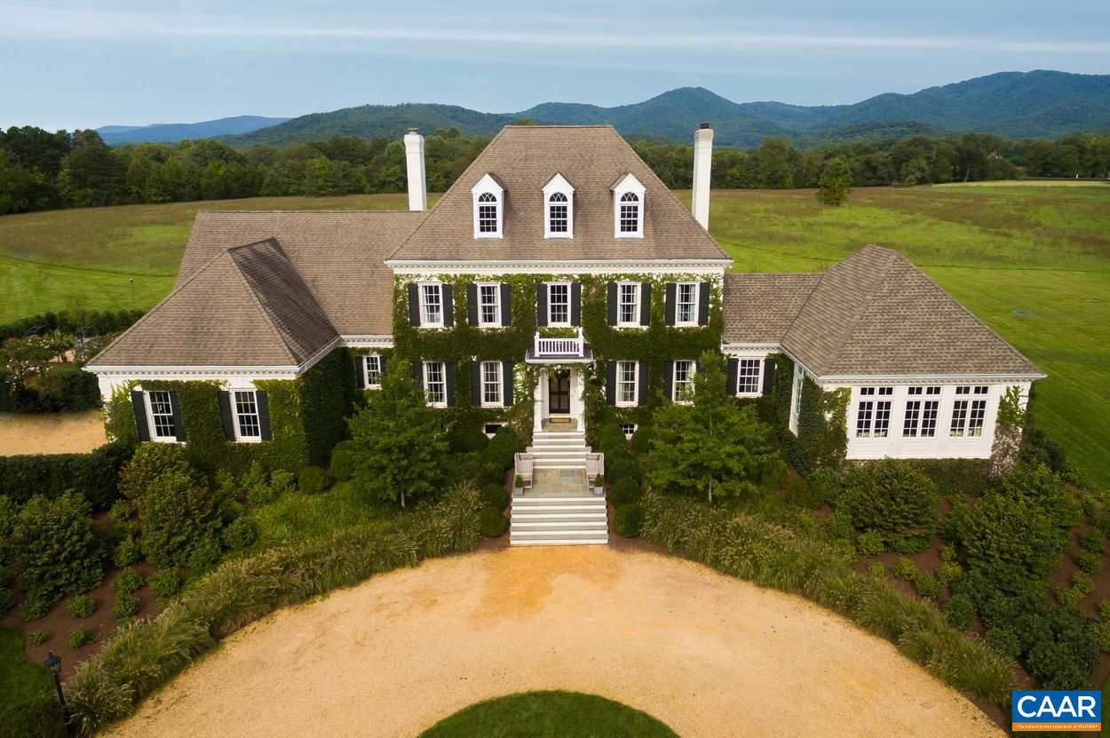 Single Family Home for Sale at 2437 CHAPEL SPRING Lane Free Union, Virginia 22940 United States