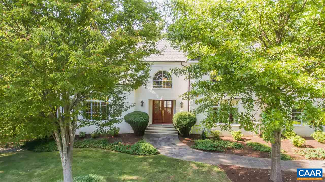 Glenmore Country Club Charlottesville VA Neighborhood home at 3092 Darby Rd