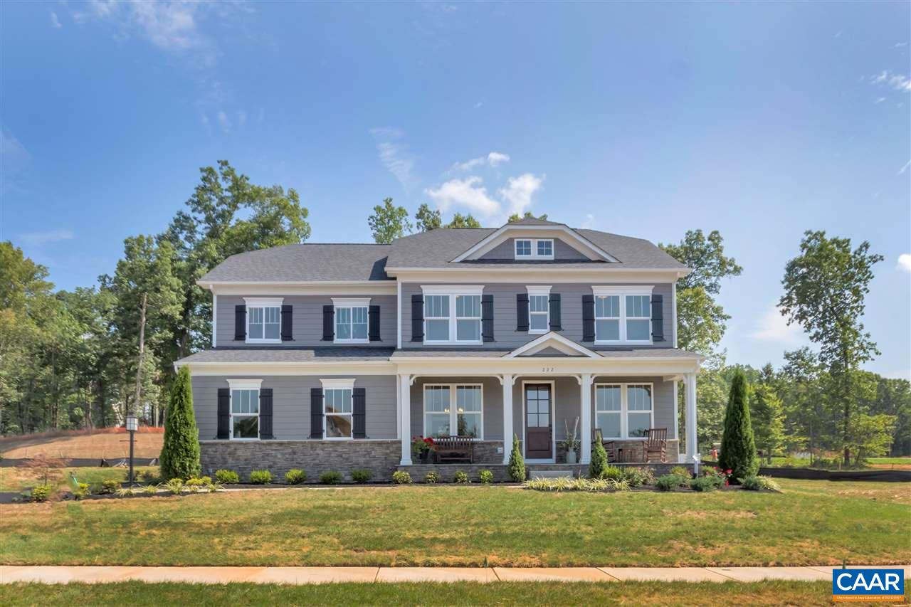 Single Family Home for Sale at 50 CONCHO Lane 50 CONCHO Lane Crozet, Virginia 22932 United States