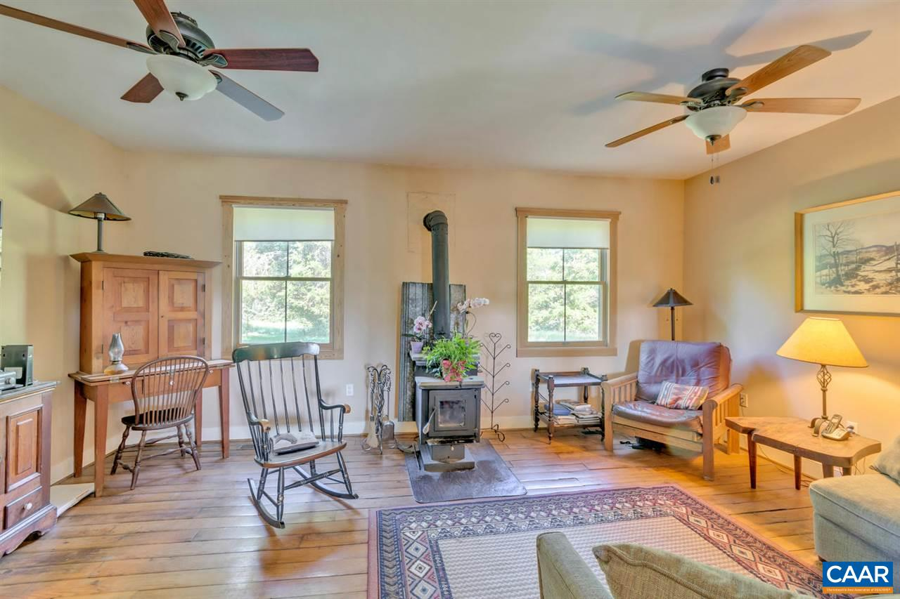 Single Family Home for Sale at 15265 WEST RIVER Road 15265 WEST RIVER Road Fork Union, Virginia 23055 United States