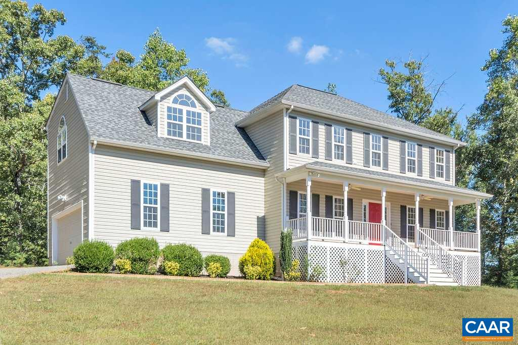 home for sale , MLS #567874, 2852 Monacan Trail Rd