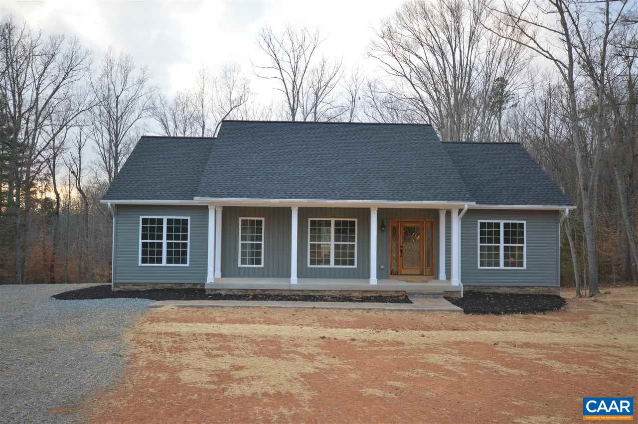 Single Family Home for Sale at 206 CARDINAL Court 206 CARDINAL Court Stanardsville, Virginia 22973 United States
