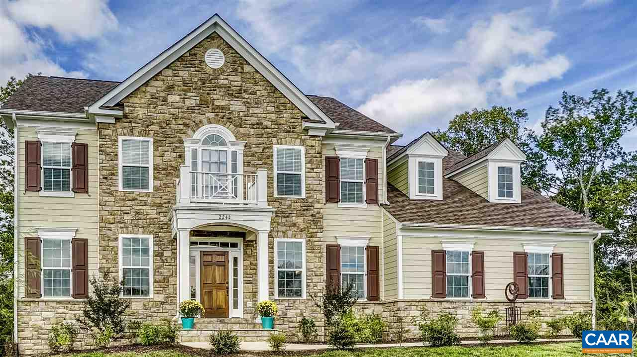 This image is a magnificent home in 2242 WATERSIDE WY Keswick Charlottesville VA