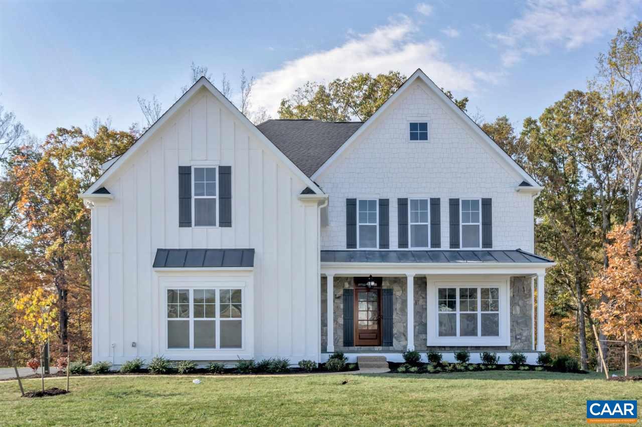 Single Family Home for Sale at 74 WESTHALL Drive 74 WESTHALL Drive Crozet, Virginia 22932 United States