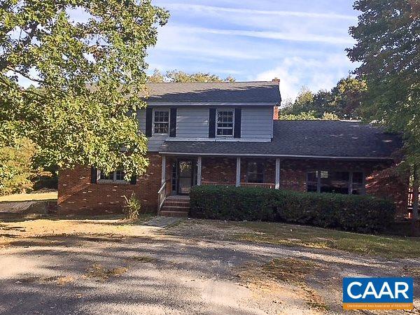 Single Family Home for Sale at 1285 E RIVER Road 1285 E RIVER Road Fork Union, Virginia 23055 United States