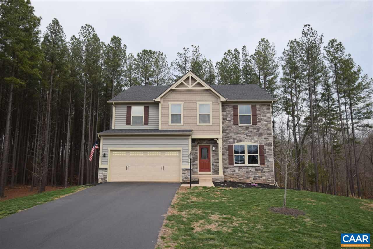 Single Family Home for Sale at 366 MANOR BLVD 366 MANOR BLVD Palmyra, Virginia 22963 United States