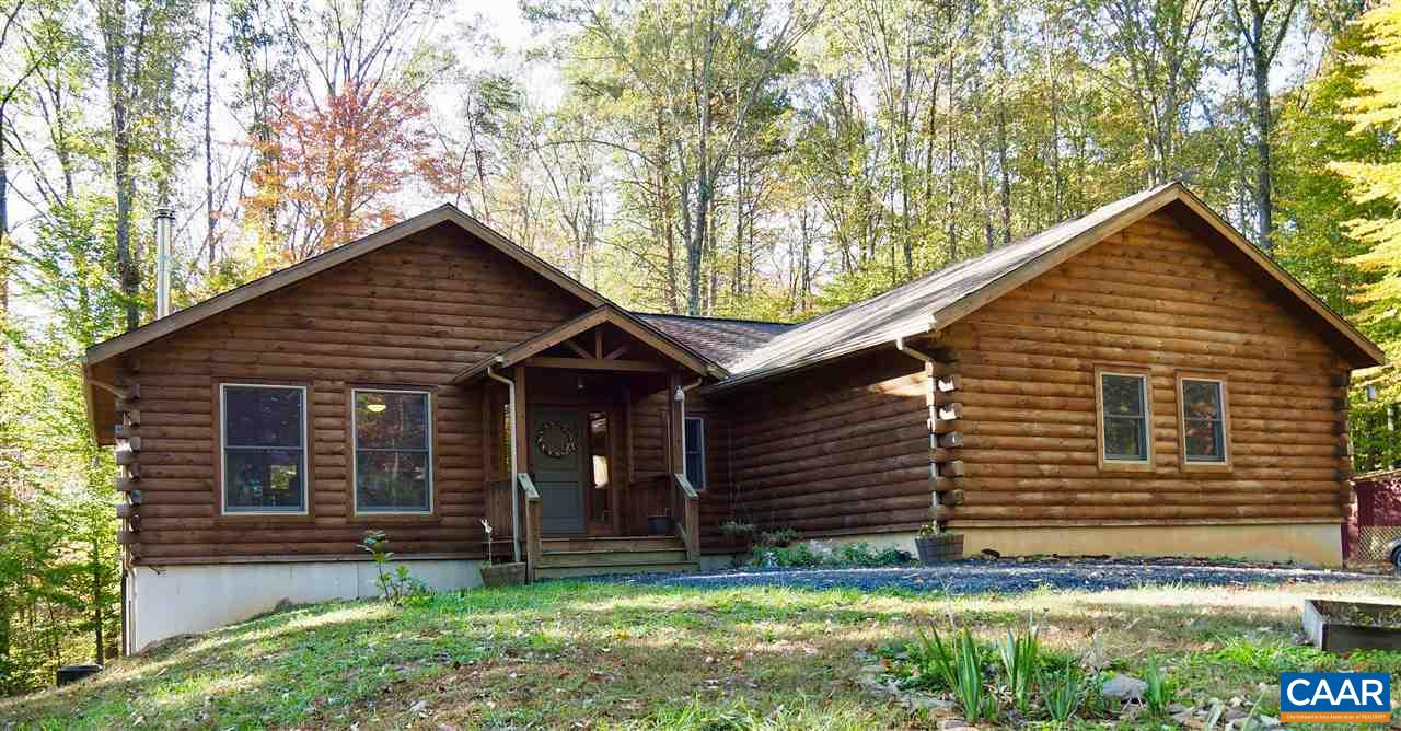 Single Family Home for Sale at 164 WINDING RIVER 164 WINDING RIVER Fork Union, Virginia 23055 United States