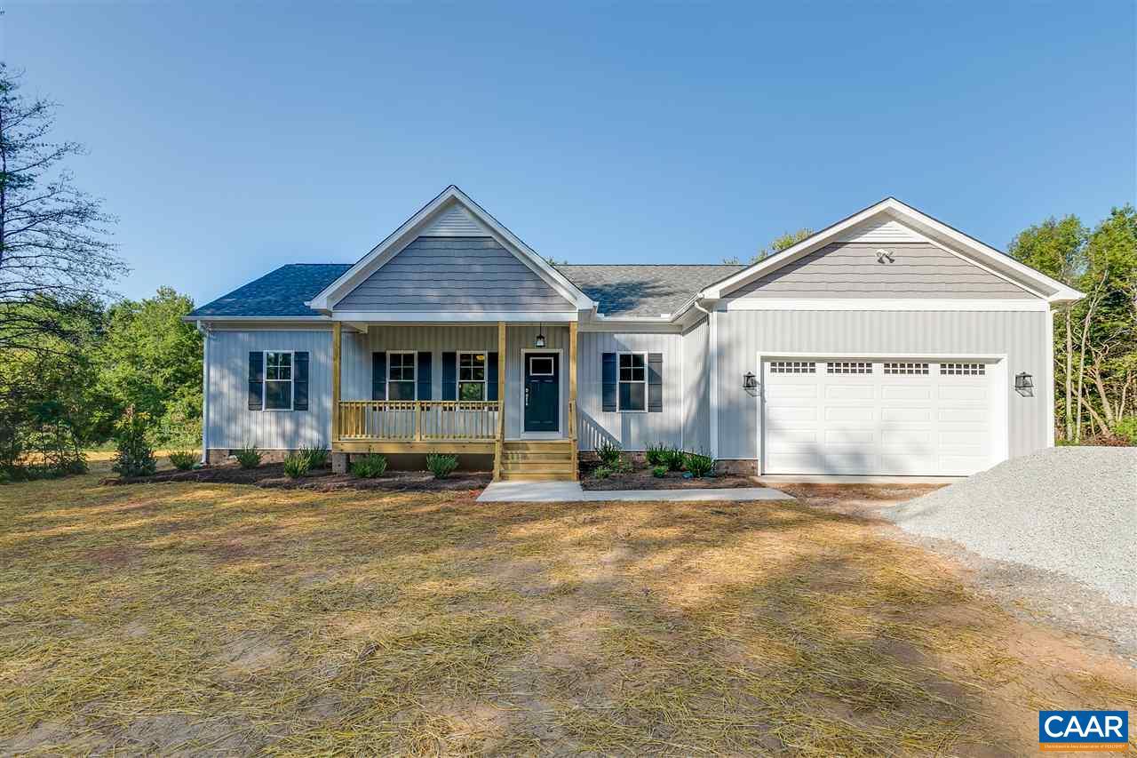 Single Family Home for Sale at 3762 BOUNDARY RUN Road 3762 BOUNDARY RUN Road Goochland, Virginia 23065 United States