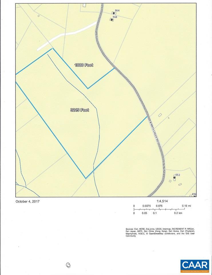 land for sale , MLS #568894, Lot 5 Jenny's Creek Rd