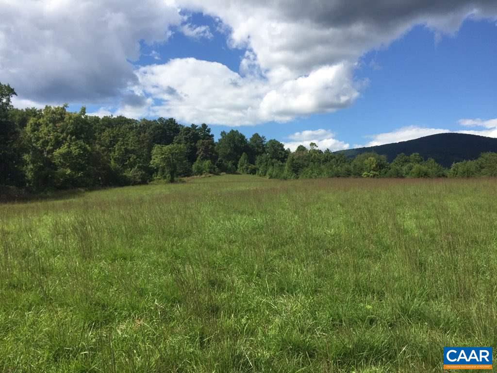 Land for Sale at 5144 BROWNS GAP TPKE 5144 BROWNS GAP TPKE Crozet, Virginia 22932 United States