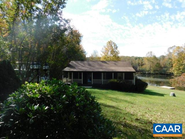 Single Family Home for Sale at 4463 BROAD STREET Road 4463 BROAD STREET Road Gum Spring, Virginia 23065 United States