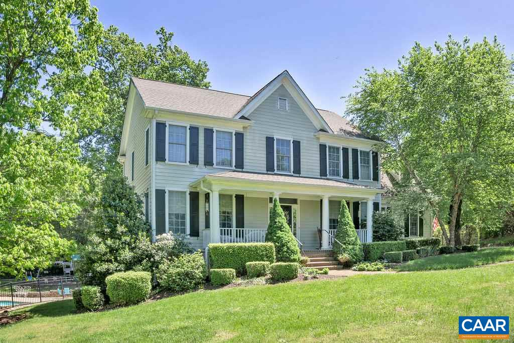 Single Family Home for Sale at 4395 REDWOOD Lane 4395 REDWOOD Lane Earlysville, Virginia 22936 United States