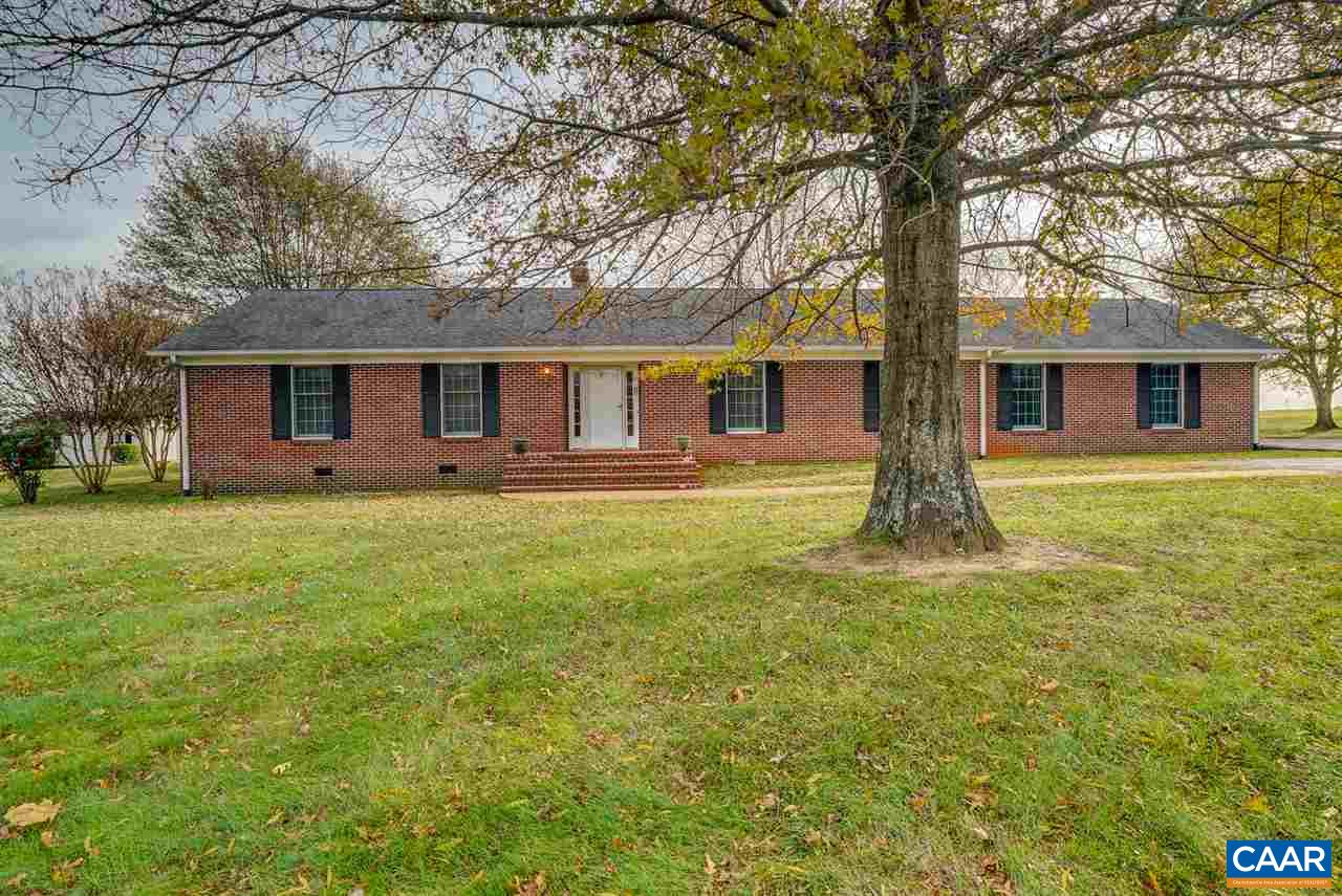 Single Family Home for Sale at 43 MARCH Road 43 MARCH Road Stanardsville, Virginia 22973 United States