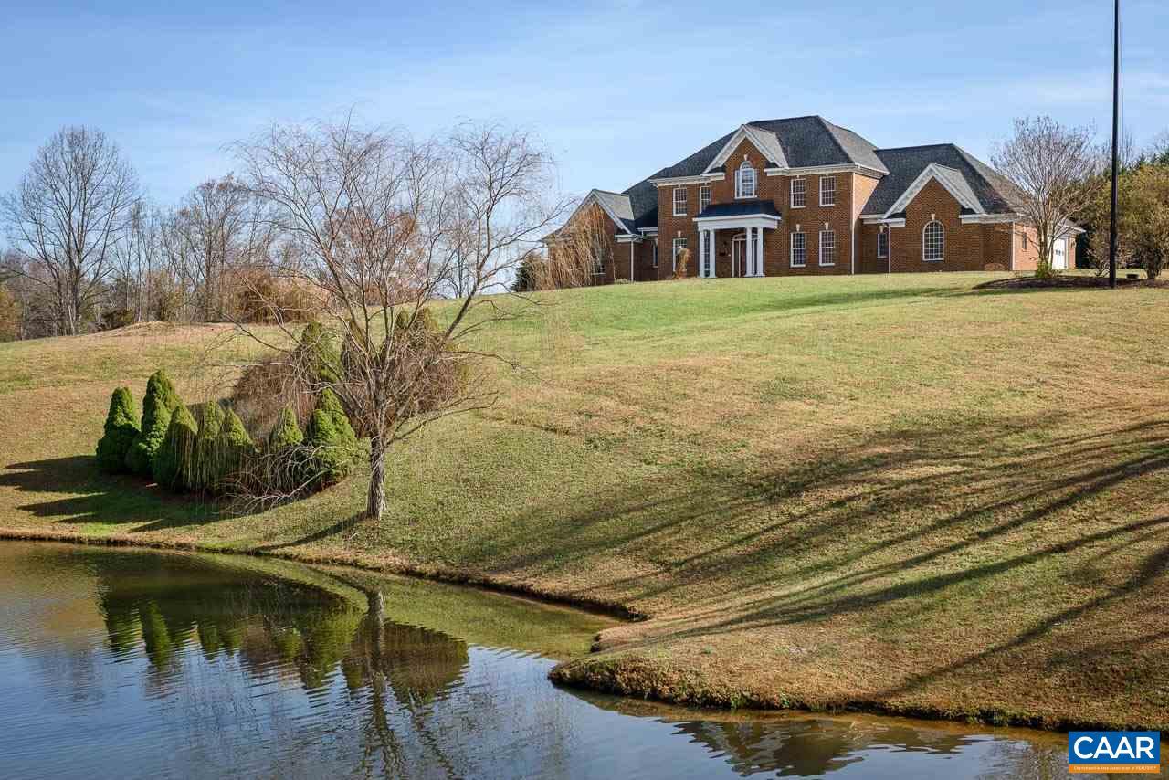 Single Family Home for Sale at 185 LEXINGTON WAY 185 LEXINGTON WAY Stanardsville, Virginia 22973 United States