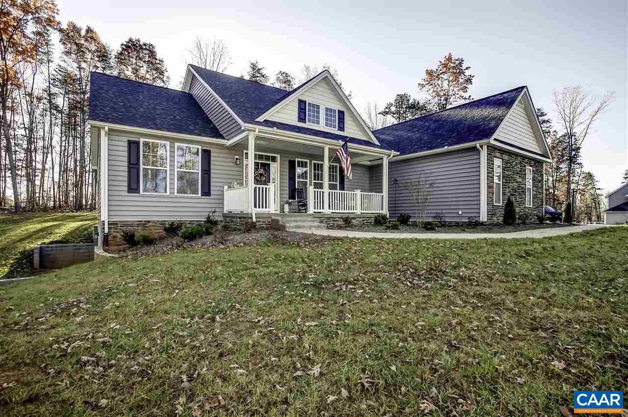 Single Family Home for Sale at 378 KENWOOD Lane 378 KENWOOD Lane Ruckersville, Virginia 22968 United States