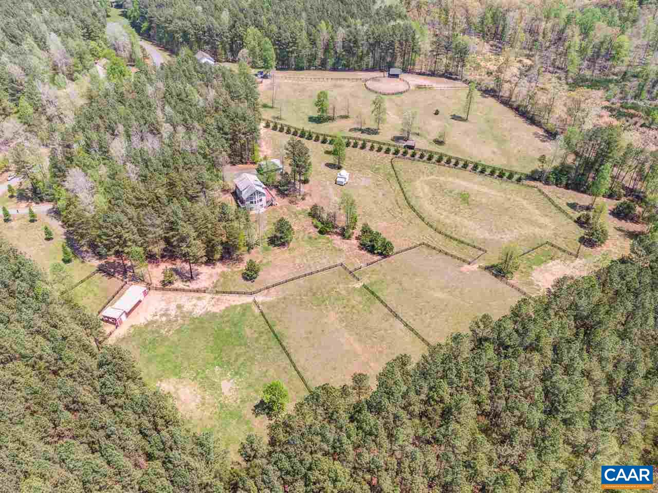 Single Family Home for Sale at 3715 ASHLEIGH WAY Road 3715 ASHLEIGH WAY Road Barboursville, Virginia 22923 United States