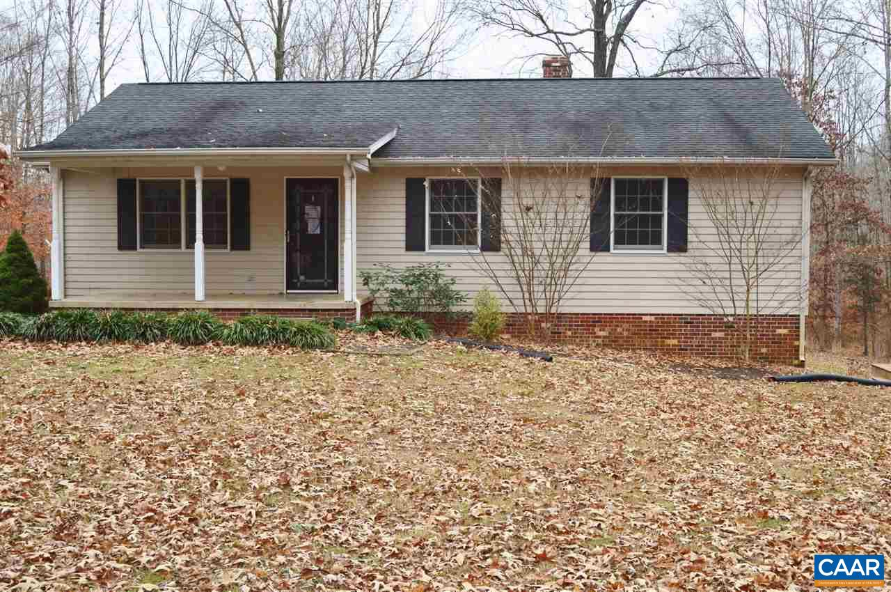 Single Family Home for Sale at 804 BUGGY Lane 804 BUGGY Lane Rochelle, Virginia 22738 United States