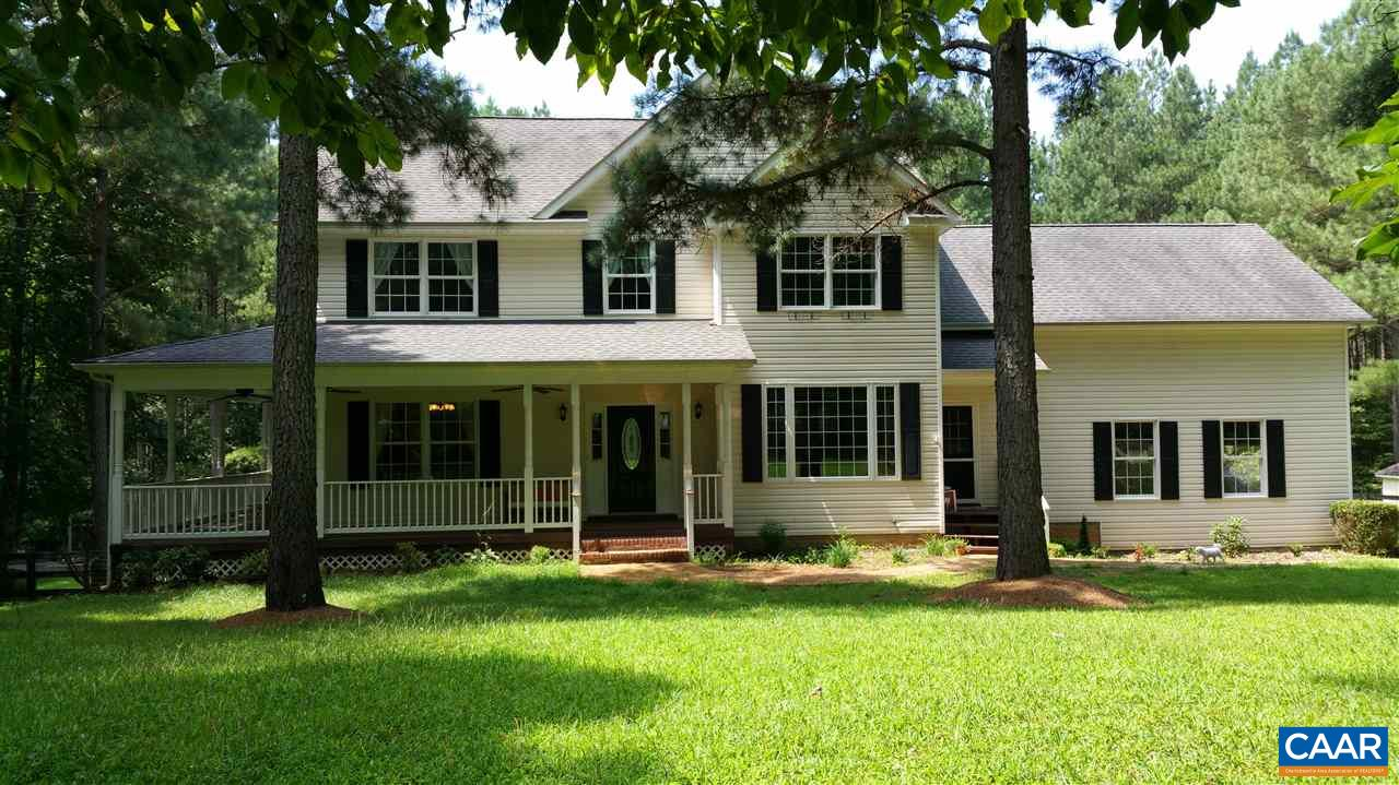 Single Family Home for Sale at 3707 ASHLEIGH WAY Road 3707 ASHLEIGH WAY Road Barboursville, Virginia 22923 United States