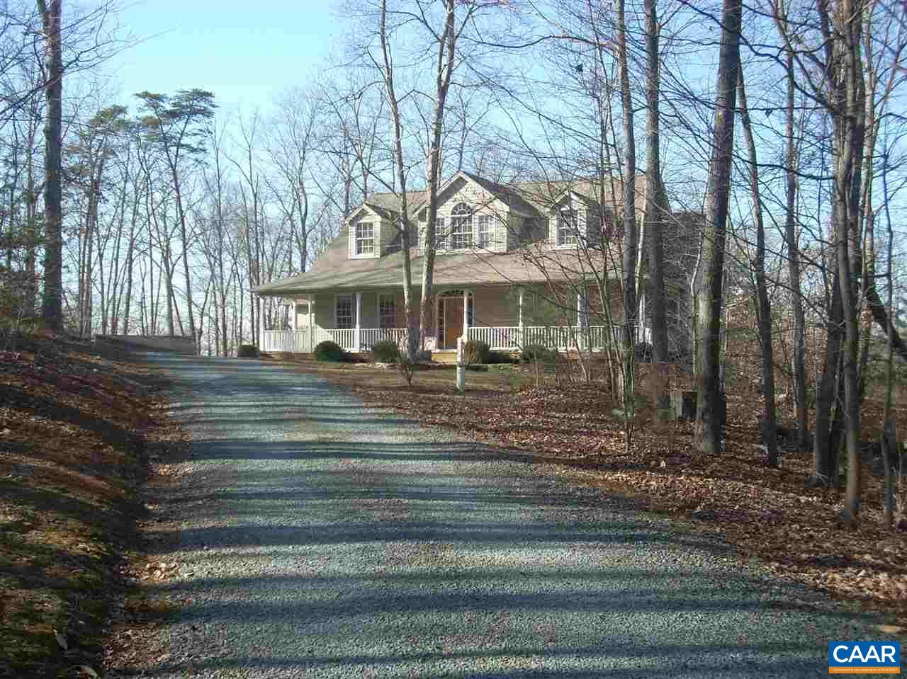 Single Family Home for Sale at 234 FAIRVIEW Lane 234 FAIRVIEW Lane Palmyra, Virginia 22963 United States