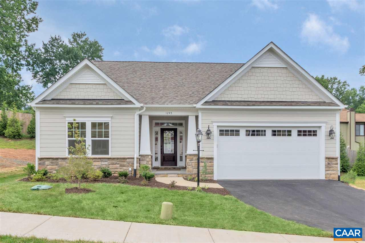 Single Family Home for Sale at 25 WATERVALE Drive 25 WATERVALE Drive Crozet, Virginia 22932 United States