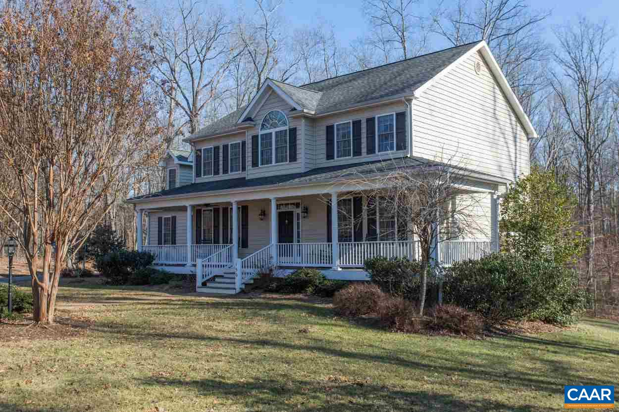Single Family Home for Sale at 150 CHAPEL Court 150 CHAPEL Court Palmyra, Virginia 22963 United States