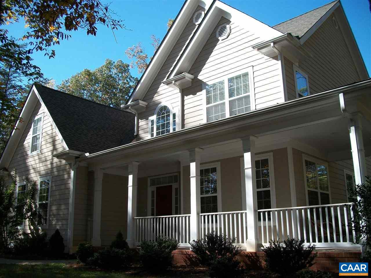 Single Family Home for Sale at 4235 WOOD THRUSH Lane 4235 WOOD THRUSH Lane Barboursville, Virginia 22923 United States