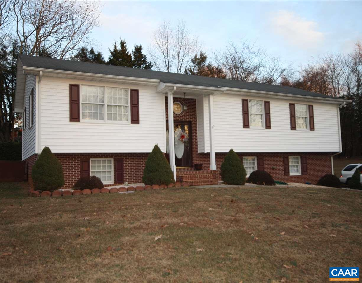 Single Family Home for Sale at 154 RESERVOIR Drive 154 RESERVOIR Drive Stanardsville, Virginia 22973 United States