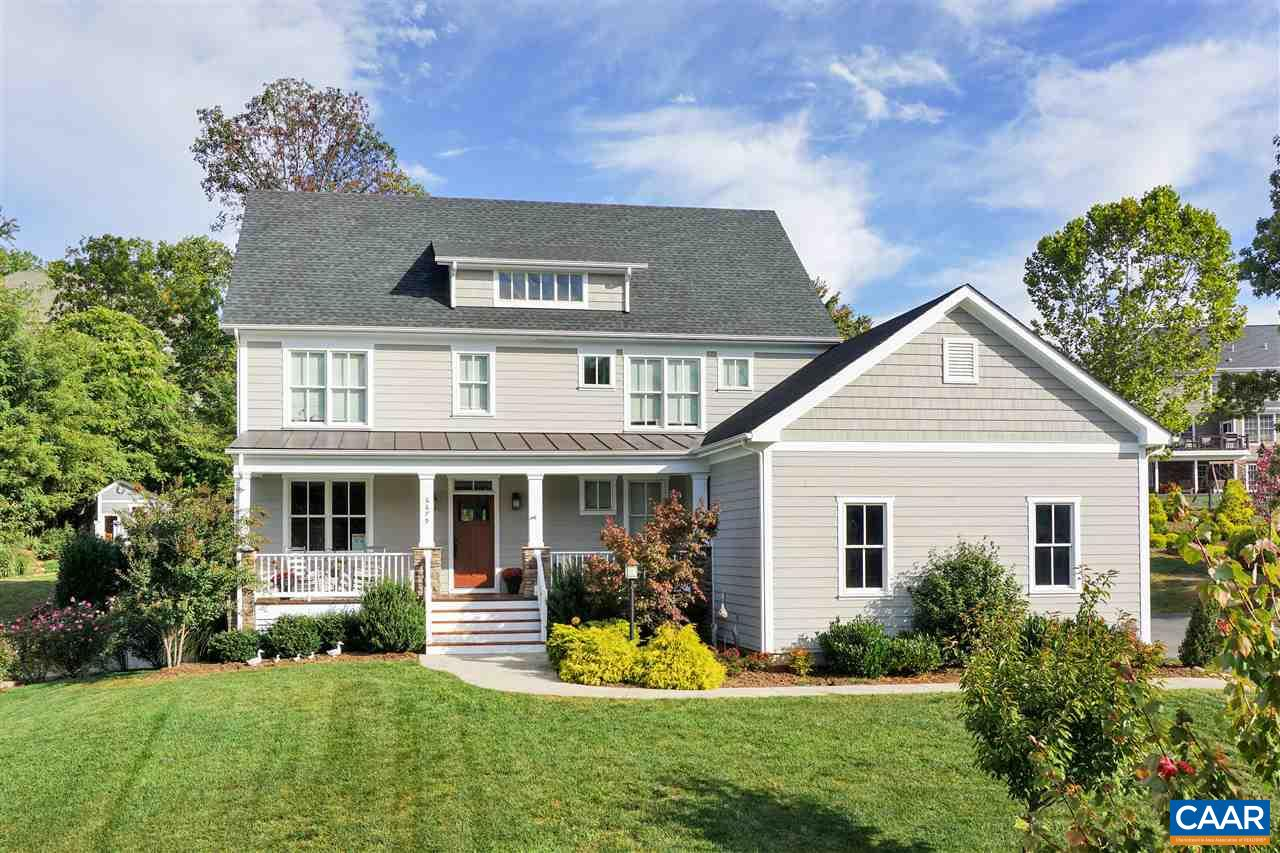 Single Family Home for Sale at 6679 WELBOURNE Lane 6679 WELBOURNE Lane Crozet, Virginia 22932 United States