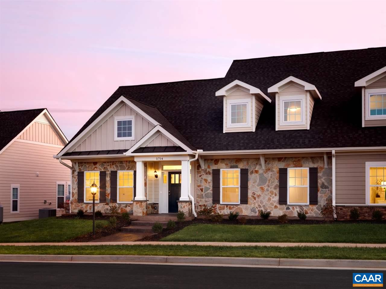 Single Family Home for Sale at 5714 UPLAND Drive 5714 UPLAND Drive Crozet, Virginia 22932 United States
