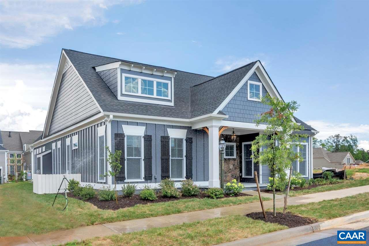 Single Family Home for Sale at 1611 Rowcross Street 1611 Rowcross Street Crozet, Virginia 22932 United States