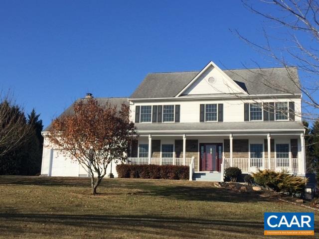 Maison unifamiliale pour l Vente à 894 GRAVES MILL Road 894 GRAVES MILL Road Madison, Virginia 22727 États-Unis