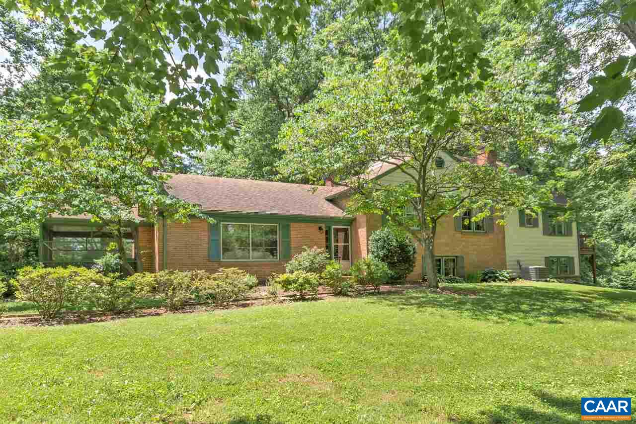 Single Family Home for Sale at 640 GREENWOOD Road 640 GREENWOOD Road Greenwood, Virginia 22943 United States