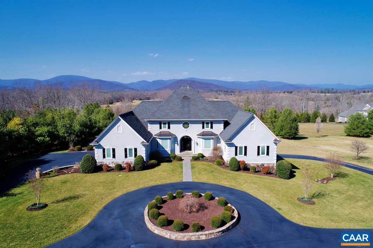 Single Family Home for Sale at 778 MISTY RIDGES Lane 778 MISTY RIDGES Lane Earlysville, Virginia 22936 United States