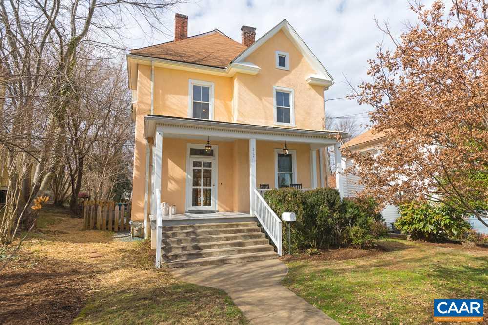 Single Family Home for Sale at 517 LEXINGTON Avenue 517 LEXINGTON Avenue Charlottesville, Virginia 22902 United States