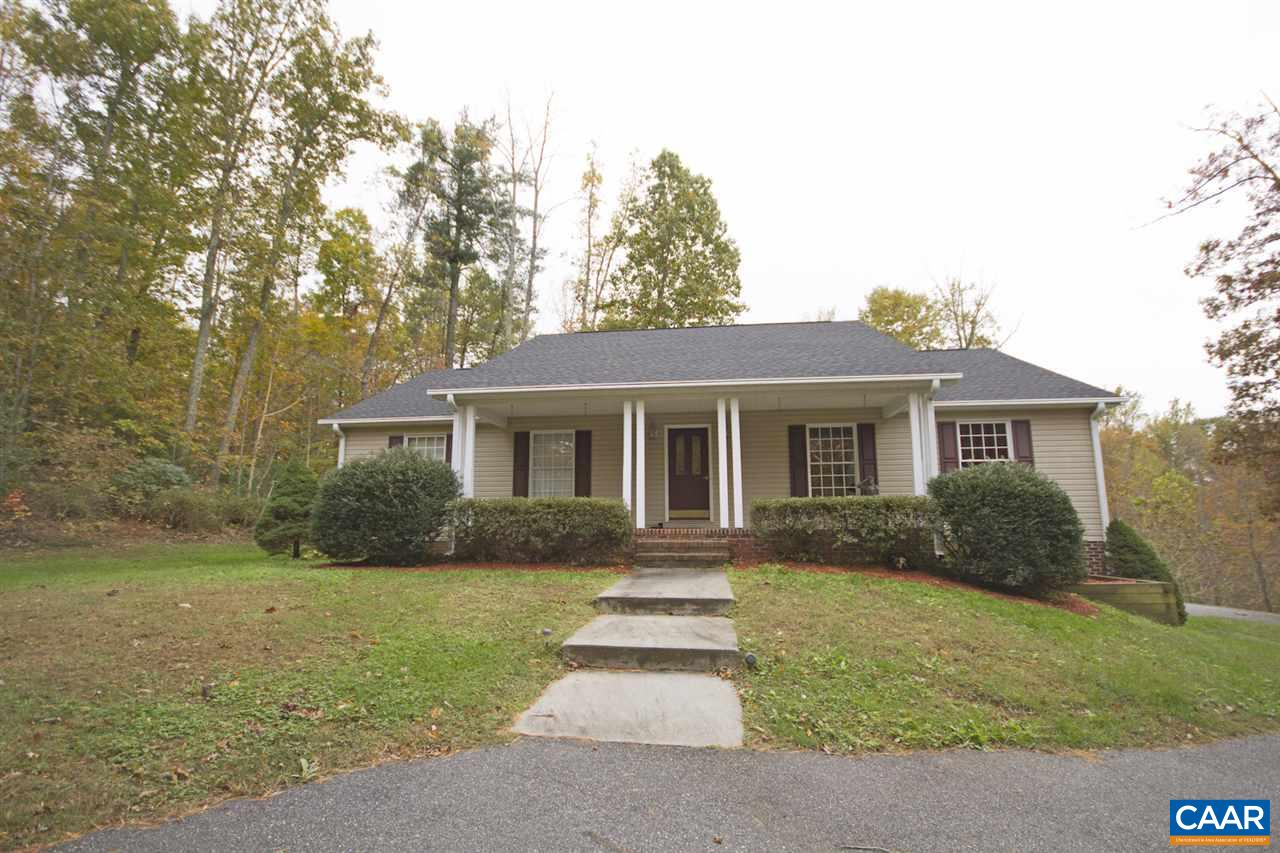 Single Family Home for Sale at 356 OLD MILL Road 356 OLD MILL Road Stanardsville, Virginia 22973 United States