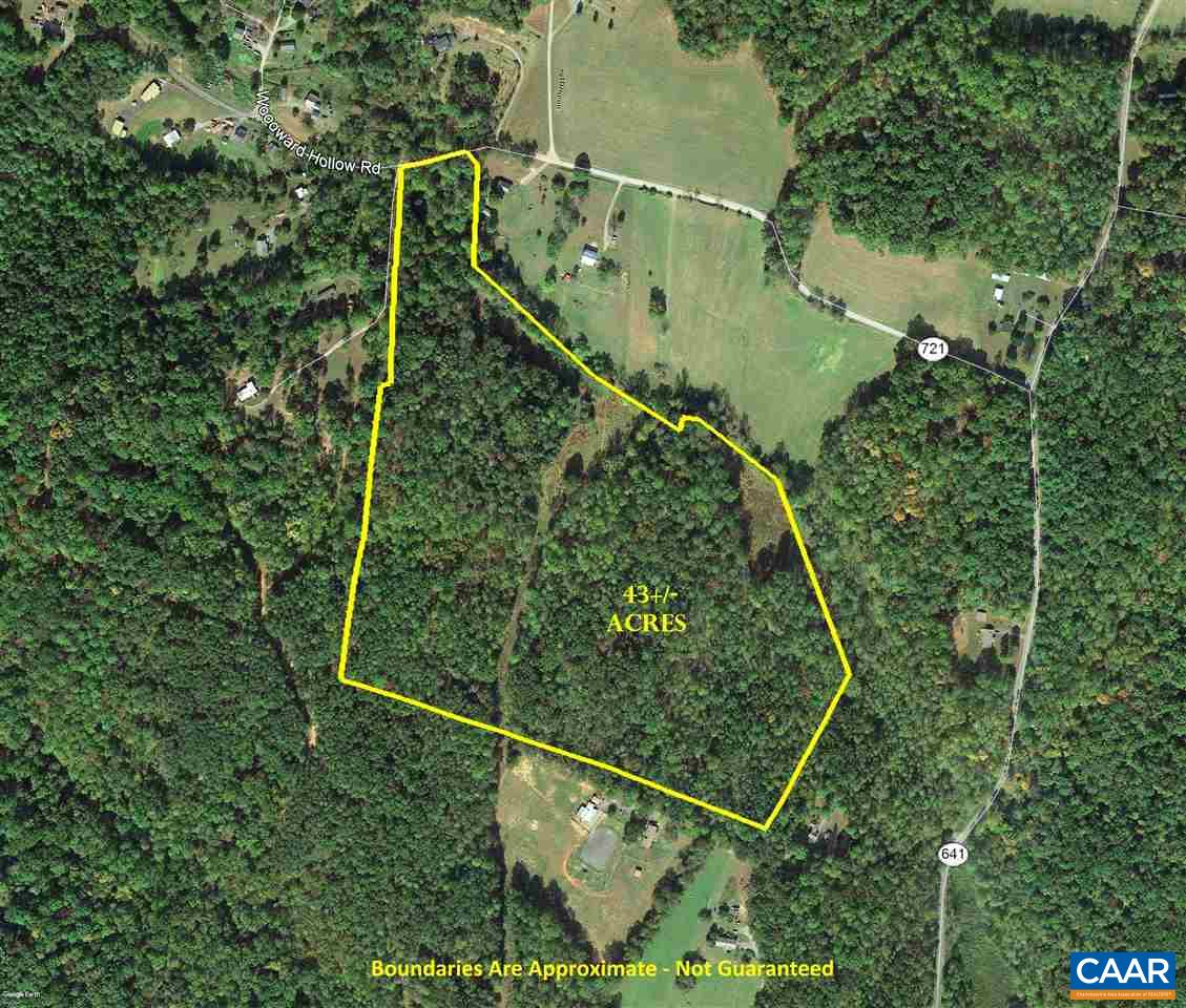 land for sale , MLS #572096,  Woodward Hollow Rd
