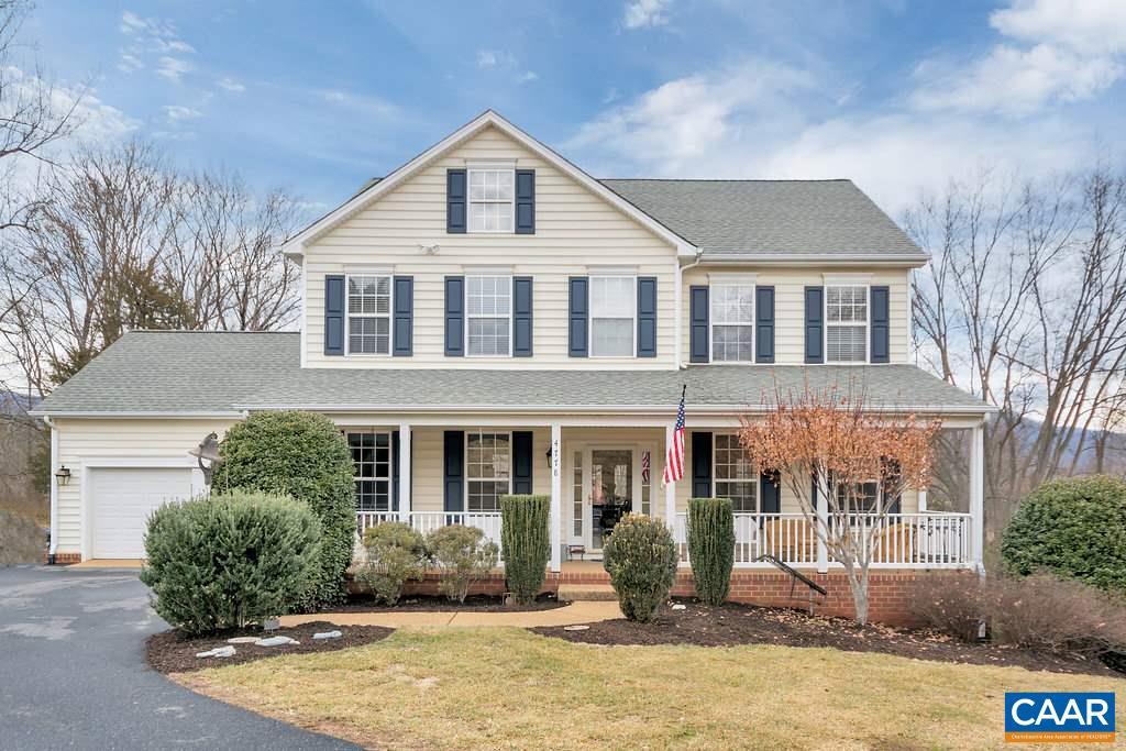 Single Family Home for Sale at 4778 BREAK HEART Road 4778 BREAK HEART Road Crozet, Virginia 22932 United States