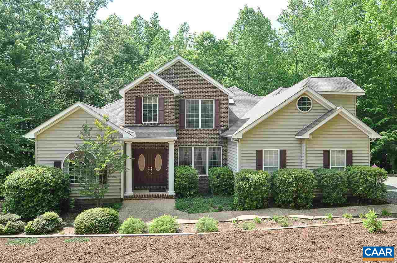 Single Family Home for Sale at 46 HONEYSUCKLE Court 46 HONEYSUCKLE Court Palmyra, Virginia 22963 United States